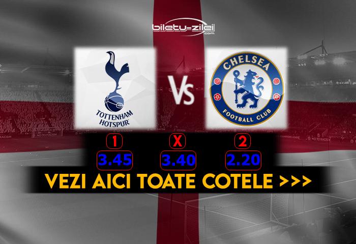 Tottenham Chelsea Cote Pariuri 04022021