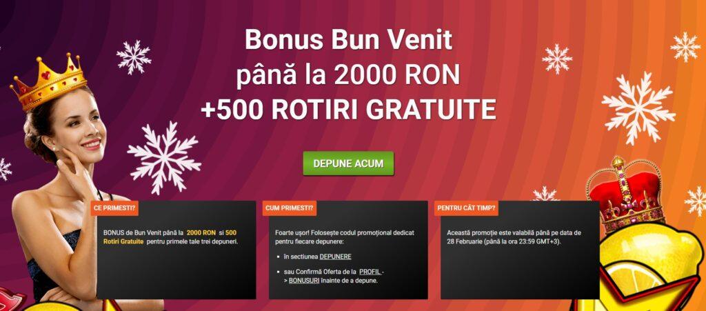Winbet Bonus Depunere 022021
