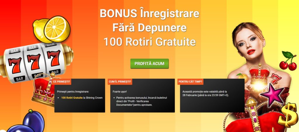 Winbet Rotiri Gratuite 022020