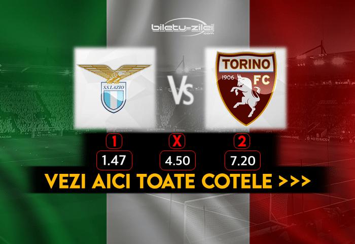 Lazio Torino Cote Pariuri 02032021