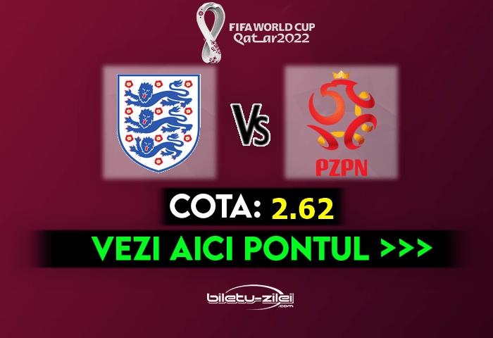 Anglia – Polonia ponturi pariuri 31.03.2021