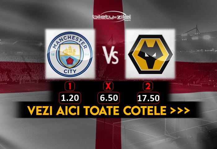 Manchester City Wolves Cote Pariuri 02032021 2
