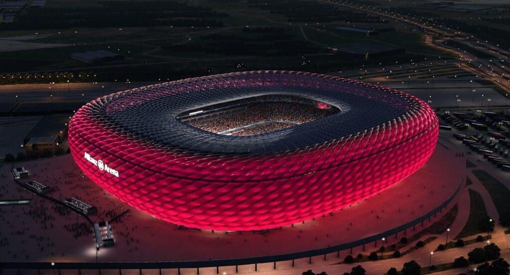 allianz arena munchen stadioane euro 2021