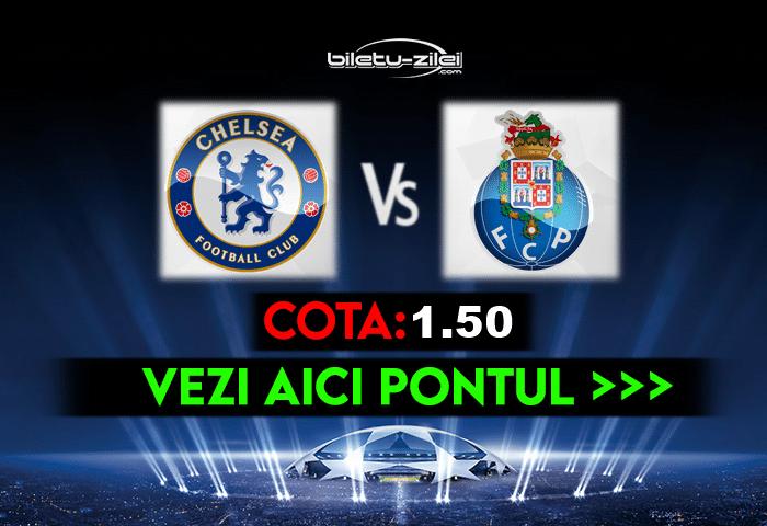 Chelsea – Porto ponturi pariuri 13.04.2021