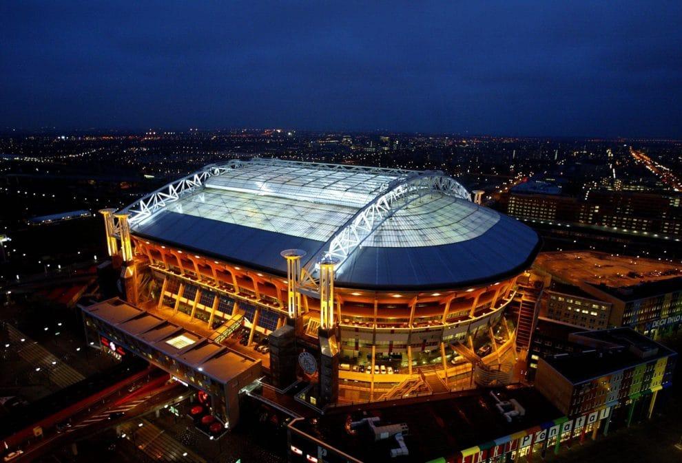 johan cruyff arena amsterdam stadioane euro 2020
