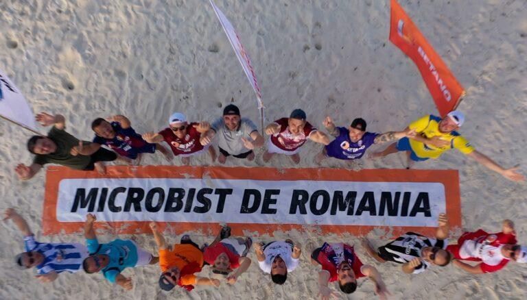 Microbist de România, primul show cu fani, pentru fani