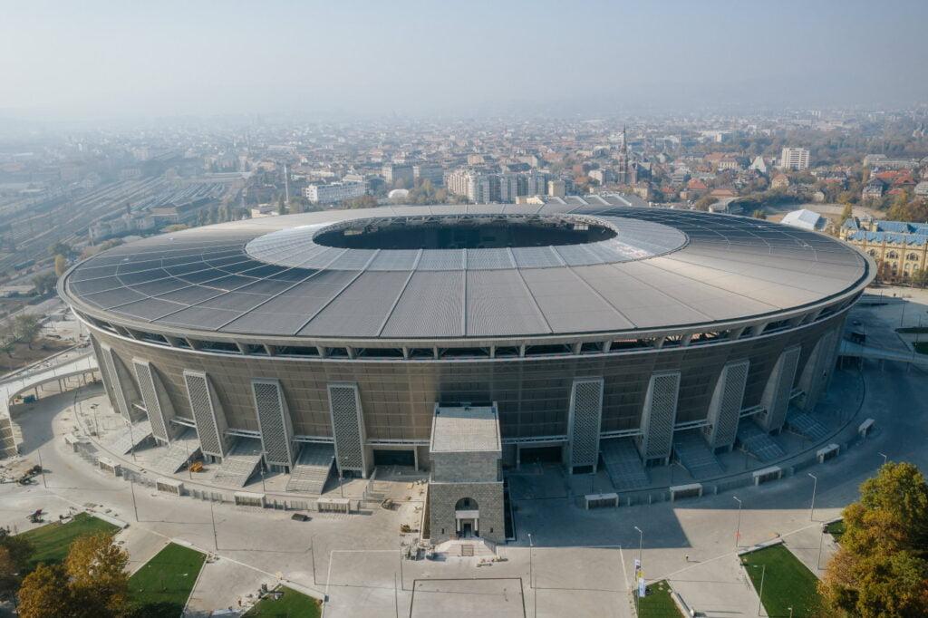 puskas arena budapesta stadioane euro 2021