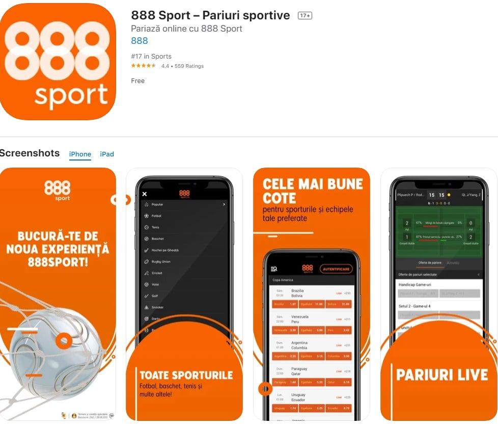 888sport appstore