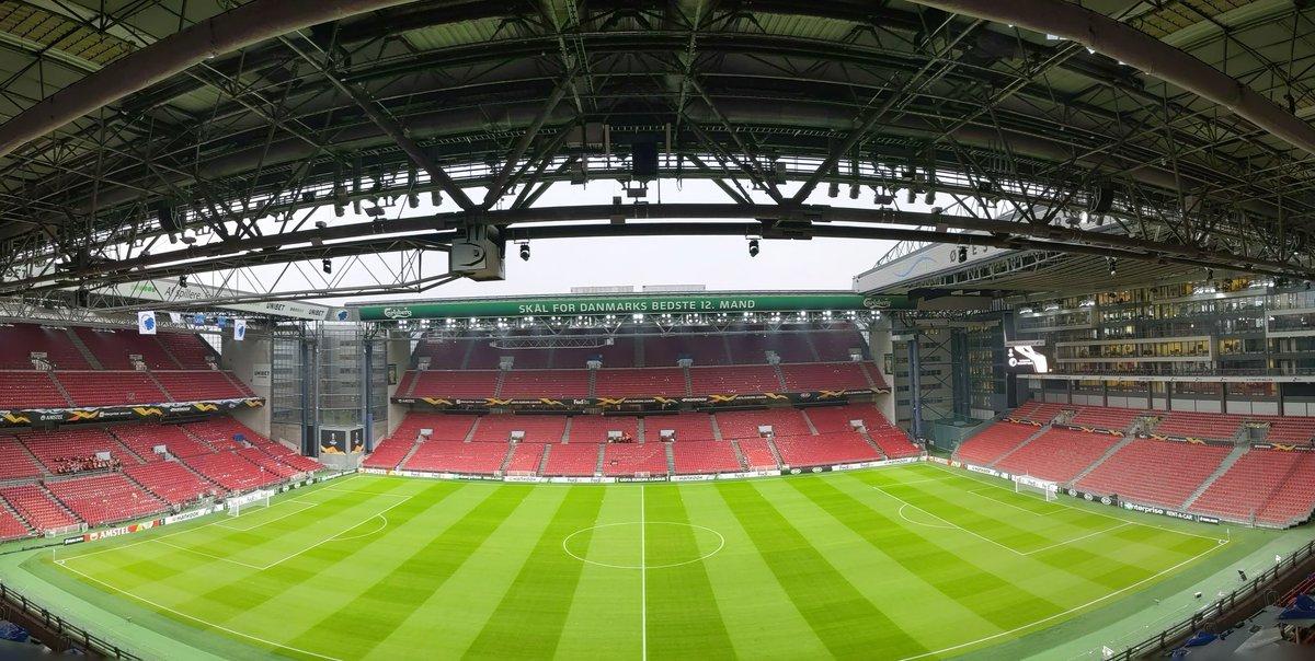 Parken Stadium (Copenhaga, Danemarca)