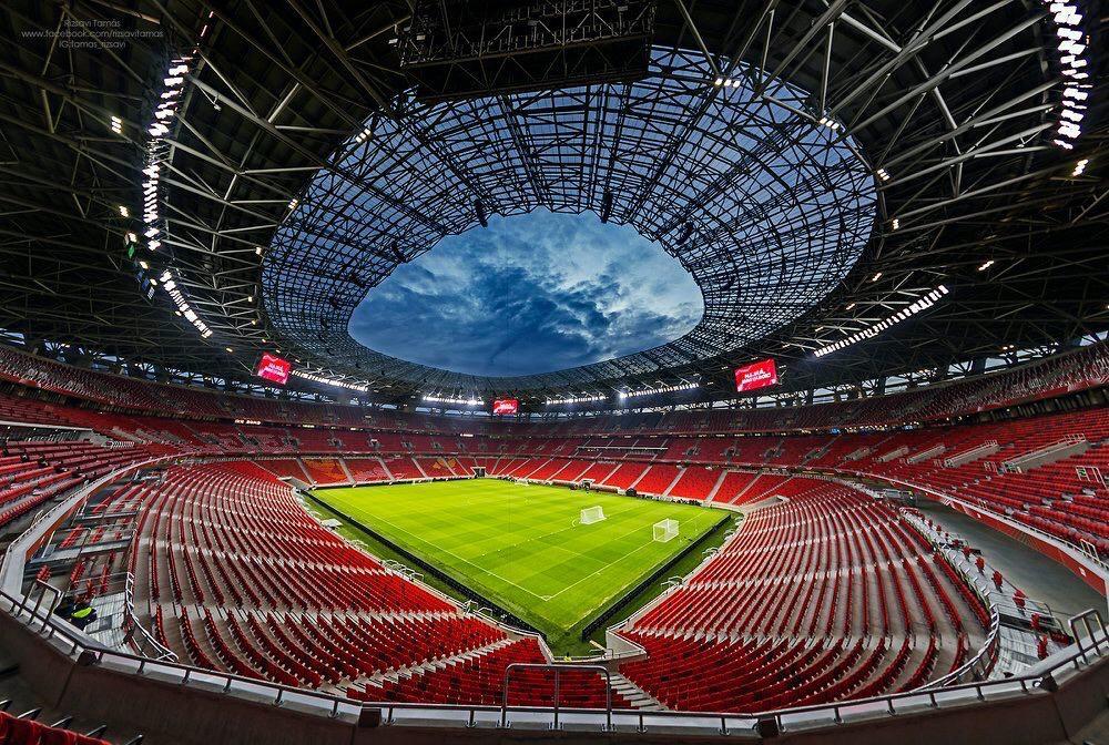 Stadionul Ferenc Puskas (Budapesta)