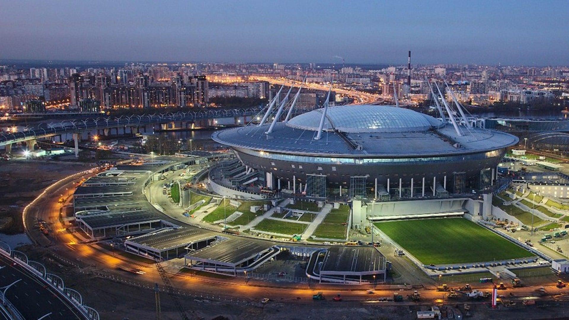 Stadionul Sankt Petersburg