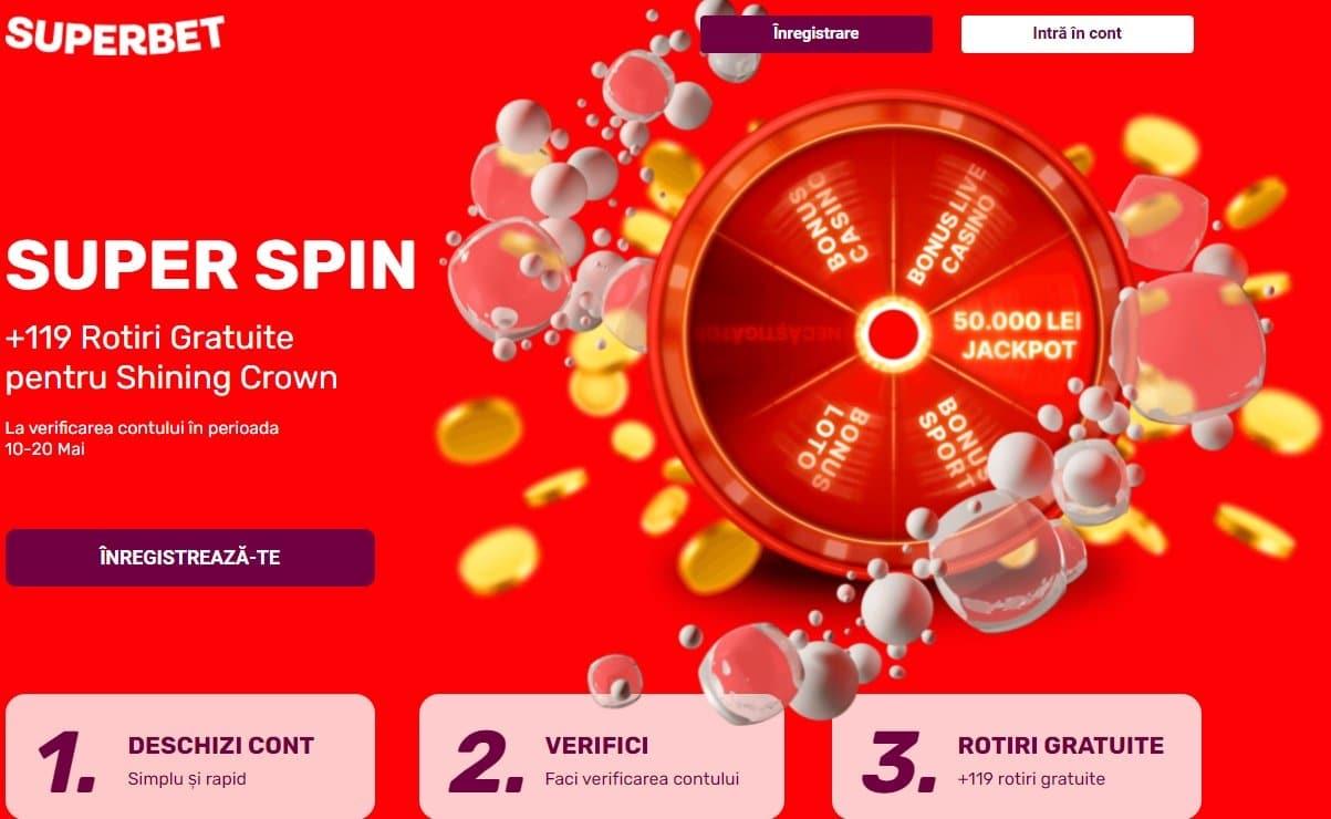 bonus superbet casino 052021