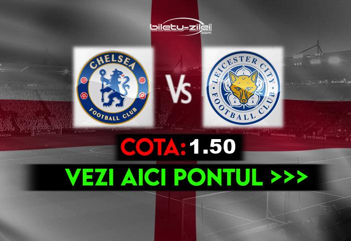 Chelsea – Leicester ponturi pariuri 15.05.2021