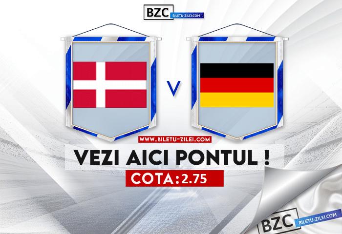 Danemarca U21 – Germania U21 ponturi pariuri 31.05.2021