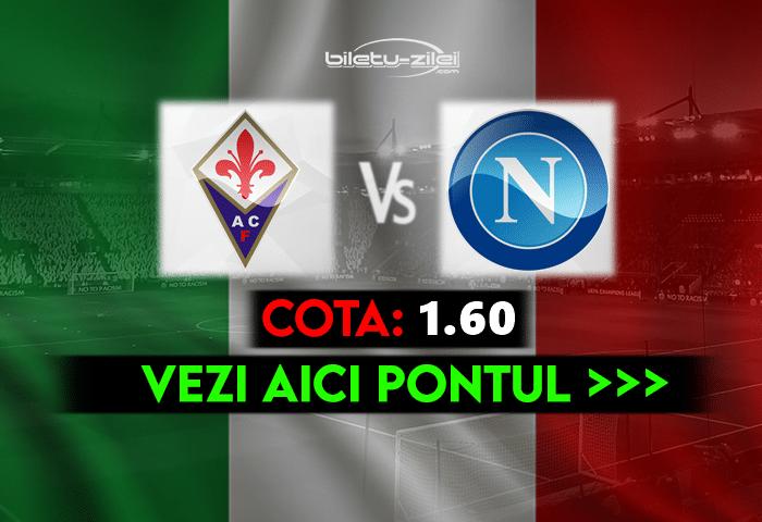 Fiorentina – Napoli ponturi pariuri 16.05.2021