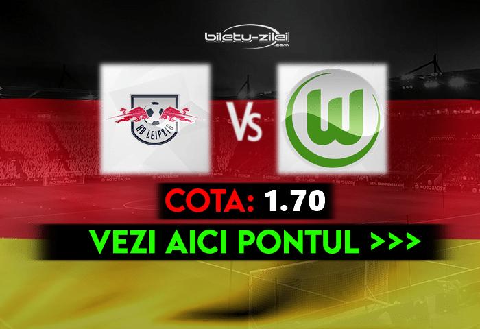 Leipzig – Wolfsburg ponturi pariuri 16.05.2021