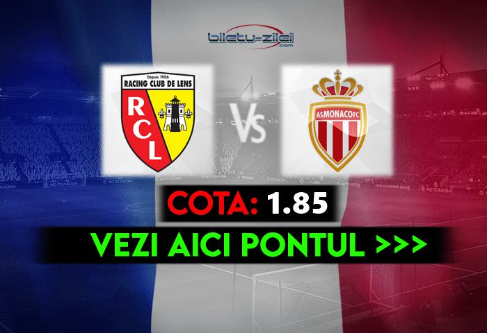 Lens – Monaco ponturi pariuri 23.05.2021