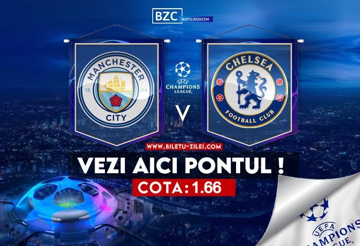 Manchester City – Chelsea ponturi pariuri 29.05.2021