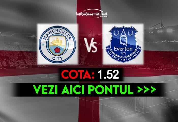 Manchester City – Everton ponturi pariuri 23.05.2021