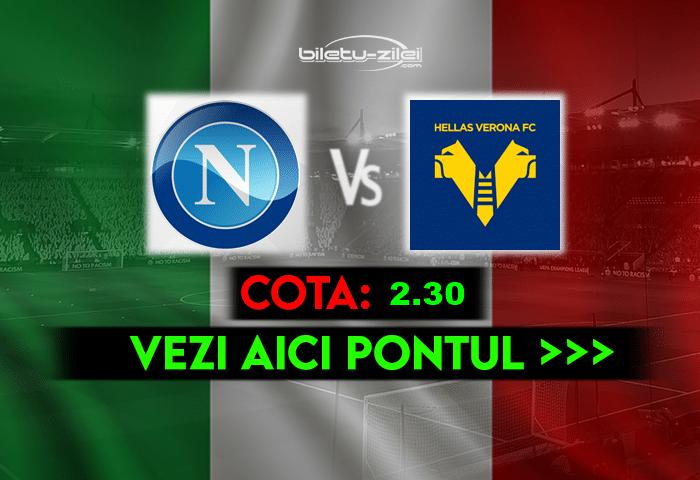 Napoli – Verona ponturi pariuri 23.05.2021
