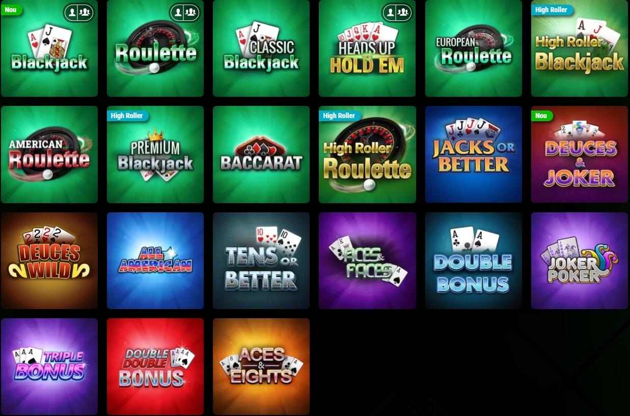 pokerstars jocuri de masa