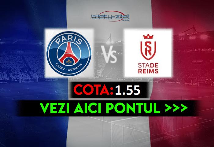 PSG – Reims ponturi pariuri 16.05.2021