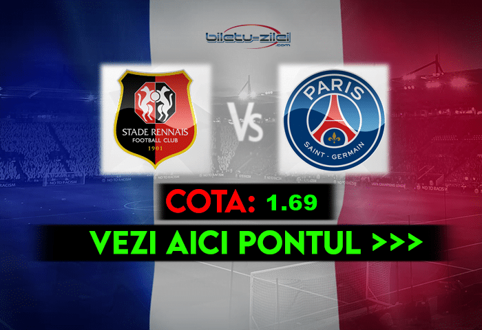 Rennes – PSG ponturi pariuri 09.05.2021