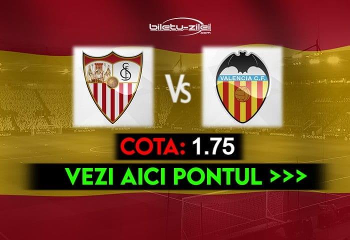 Sevilla – Valencia ponturi pariuri 12.05.2021