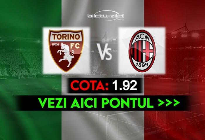 Torino – Milan ponturi pariuri 12.05.2021
