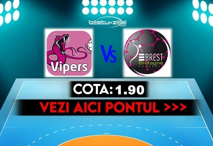Brest – Vipers ponturi pariuri 30.05.2021