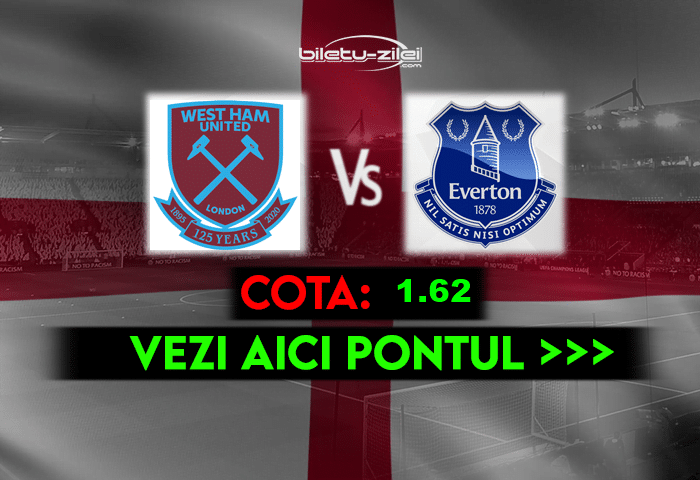 West Ham – Everton ponturi pariuri 09.05.2021