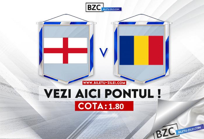 Anglia – Romania ponturi pariuri 06.06.2021