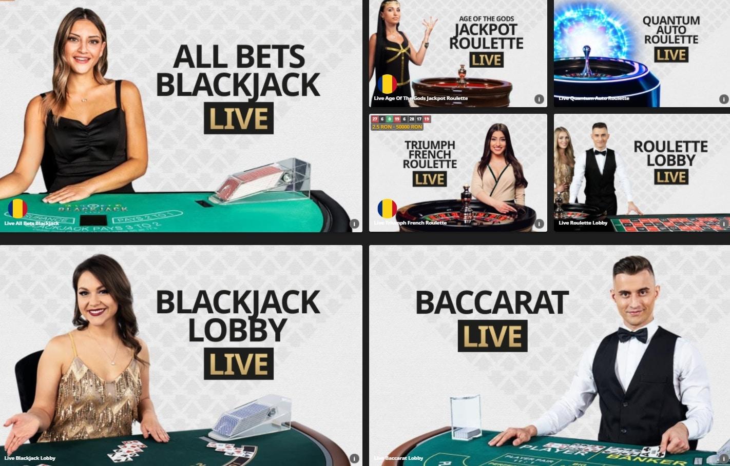 betfair live casino
