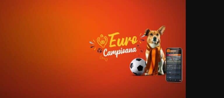 Promoții Betano pentru EURO 2021