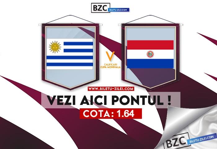 Uruguay – Paraguay ponturi pariuri 04.06.2021