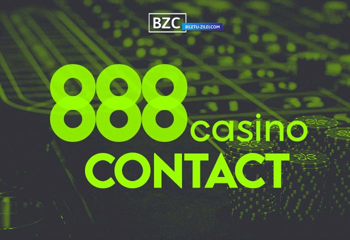 888Casino Contact
