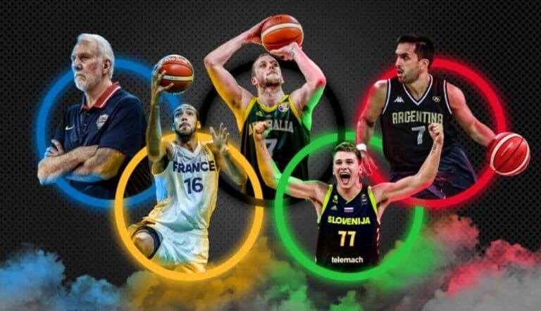 Baschet la Jocurile Olimpice 2021 – informații și cote