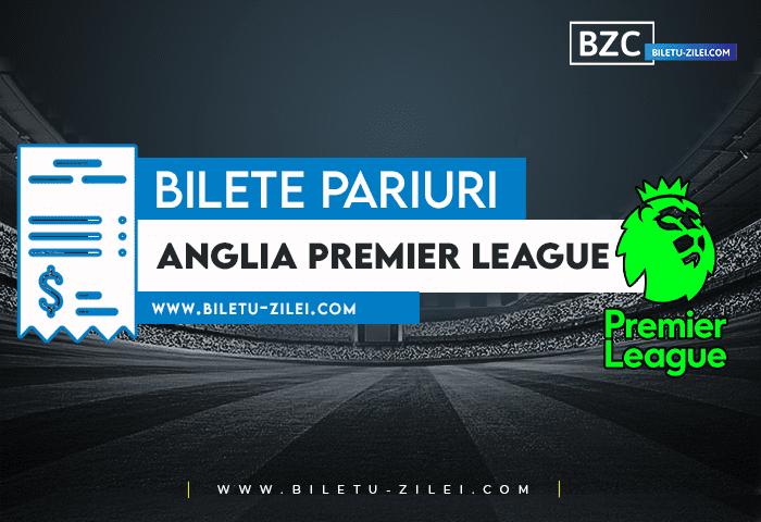 Bilete pariuri Anglia Premier League – Etapa 9