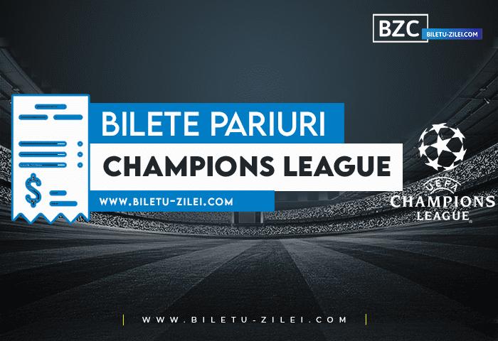 Bilete pariuri Liga Campionilor (28-29 septembrie 2021)
