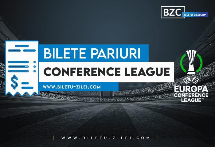 Bilete pariuri Conference League (21 octombrie 2021)