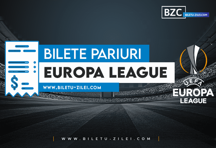 Bilete pariuri Europa League (19-21 octombrie 2021)