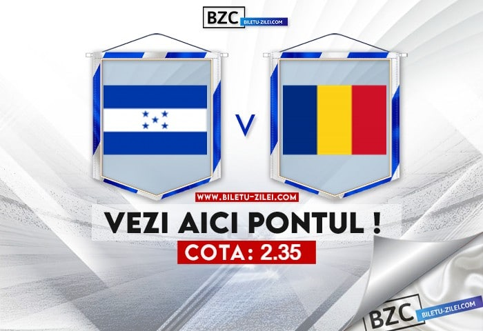 Honduras U23 – Romania U23 ponturi pariuri 22.07.2021