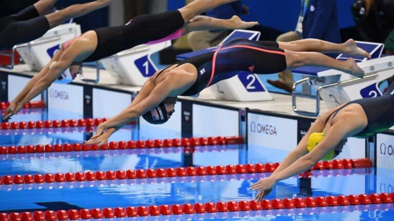 Înot la Jocurile Olimpice 2021 – informații și cote