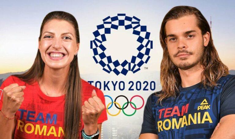 Prezentarea sportivilor români de la Jocurile Olimpice 2021