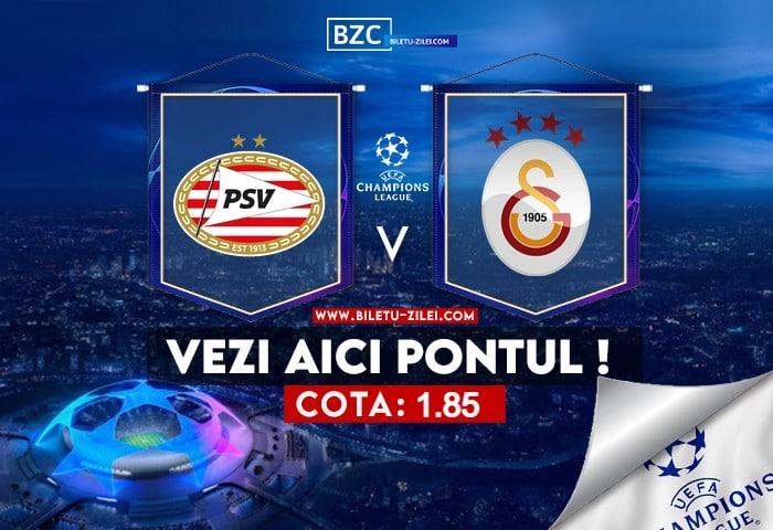 PSV – Galatasaray ponturi pariuri 21.07.2021