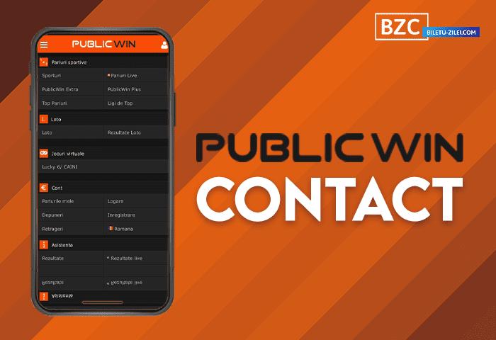 PublicWin Contact