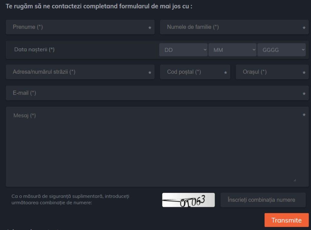 publicwin formular contact
