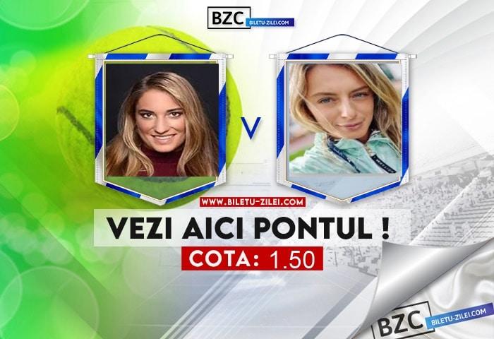 Panna Udvardy – Ana Bogdan ponturi pariuri 03.08.2021