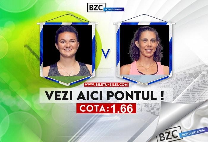 Lara Arruabarrena – Mihaela Buzarnescu ponturi pariuri 05.08.2021