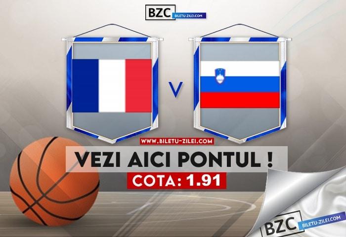 Franta – Slovenia ponturi pariuri 05.08.2021